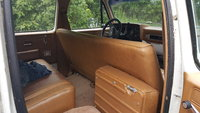 Picture of 1991 Chevrolet Suburban R2500, interior