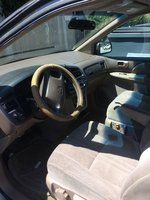 Picture of 2000 Toyota Sienna CE, interior