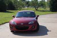 Picture of 2014 Mazda MX-5 Miata Grand Touring Convertible with Retractable Hardtop, exterior, gallery_worthy