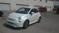 Picture of 2015 FIAT 500e Base, exterior, gallery_worthy