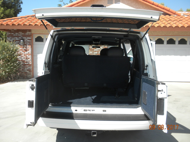 Picture of 2000 GMC Safari 3 Dr SLE Passenger Van Extended, interior, gallery_worthy