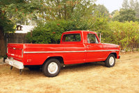 1968 Ford F-100 Picture Gallery