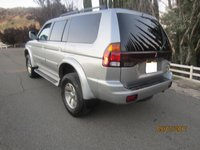 Picture of 2001 Mitsubishi Montero Limited 4WD, exterior, gallery_worthy