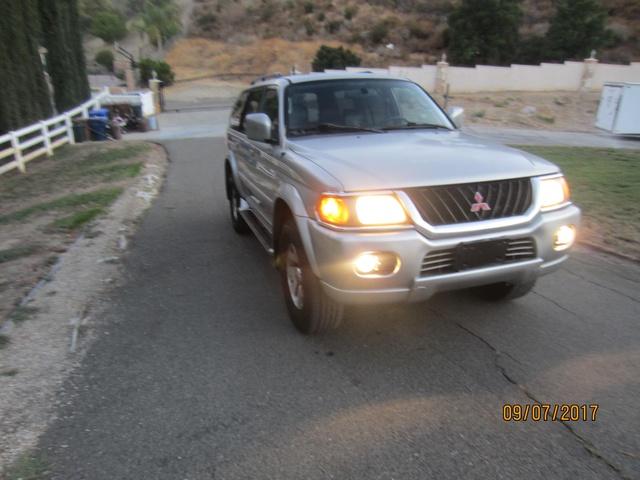 Picture of 2001 Mitsubishi Montero Limited 4WD