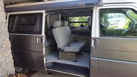 Picture of 1995 Volkswagen EuroVan 3 Dr Campmobile Passenger Van, interior, gallery_worthy