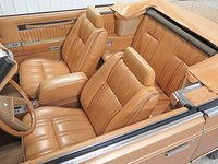 Picture of 1985 Chrysler Le Baron Mark Cross Convertible, interior, gallery_worthy
