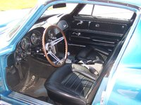 Picture of 1966 Chevrolet Corvette Coupe, interior, gallery_worthy