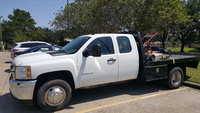 Picture of 2012 Chevrolet Silverado 3500HD Work Truck Ext. Cab LB DRW, exterior, gallery_worthy