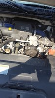 Picture of 2001 Chevrolet Silverado 2500 4 Dr LS 4WD Extended Cab SB, engine