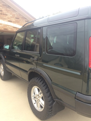 Picture of 2002 Land Rover Discovery