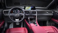 Picture of 2017 Lexus RX 350 F Sport AWD, interior, gallery_worthy