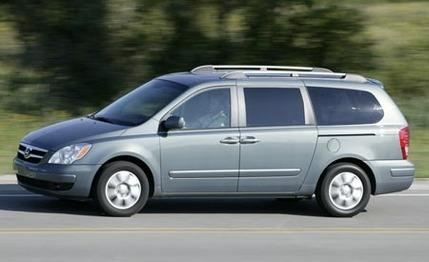 Picture of 2008 Hyundai Entourage Limited