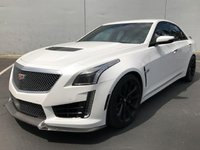 Picture of 2016 Cadillac CTS-V Sedan, exterior, gallery_worthy