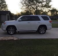 Picture of 2013 Toyota 4Runner Limited, exterior, gallery_worthy