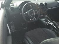 Picture of 2013 Audi TT 2.0T quattro Prestige Roadster AWD, interior, gallery_worthy