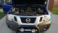 Picture of 2015 Nissan Xterra Pro-4X, engine