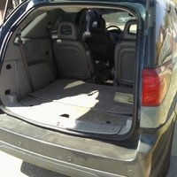 Picture of 2002 Buick Rendezvous CXL AWD, interior, gallery_worthy