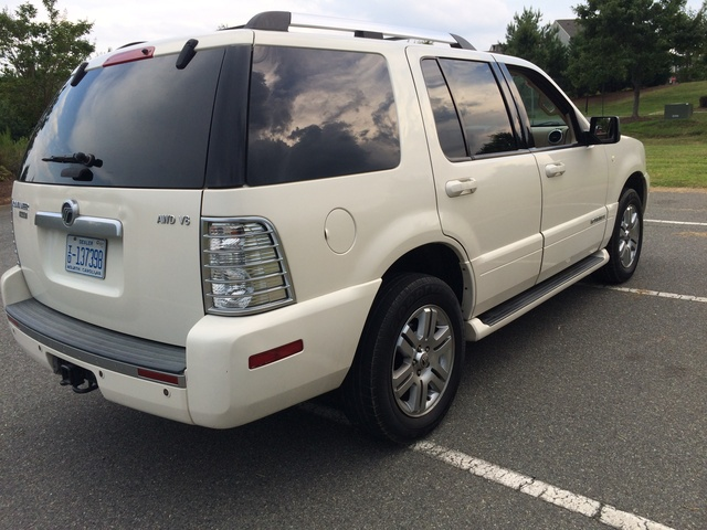 Picture of 2007 Mercury Mountaineer AWD Premier 4.6L
