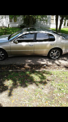 Picture of 1996 Lexus GS 300 Base