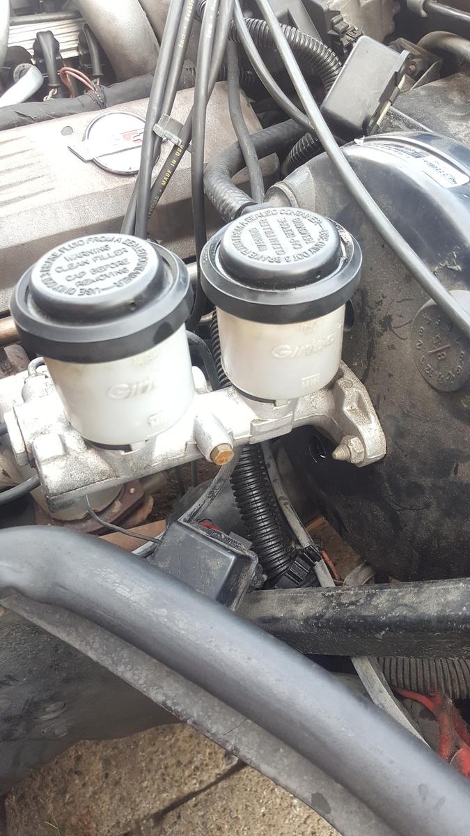 Chevrolet Corvette Questions - Spongy Brake - CarGurus