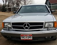 Picture of 1991 Mercedes-Benz 560-Class 2 Dr 560SEC Coupe, exterior, gallery_worthy