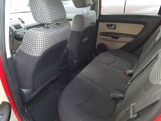 Elegant Picture Of 2012 Kia Soul !, Interior, Gallery_worthy