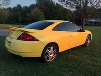 Picture of 2001 Mercury Cougar 2 Dr V6 Hatchback, exterior, gallery_worthy