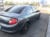 Picture of 2002 Dodge Neon 4 Dr S Sedan, interior, gallery_worthy