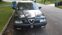 1991 Alfa Romeo Milano Overview