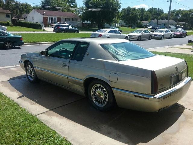 Picture of 1998 Cadillac Eldorado Coupe FWD