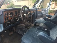 Picture of 1991 GMC Suburban V1500 4WD, interior, gallery_worthy