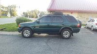 Picture of 1999 Honda Passport 4 Dr LX 4WD SUV, exterior, gallery_worthy