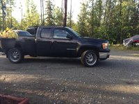 Picture of 2007 GMC Sierra 1500 SLT Ext. Cab 4WD, exterior, gallery_worthy