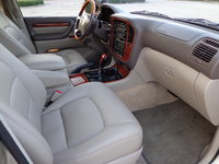 Picture of 2001 Lexus LX 470 Base, interior, gallery_worthy
