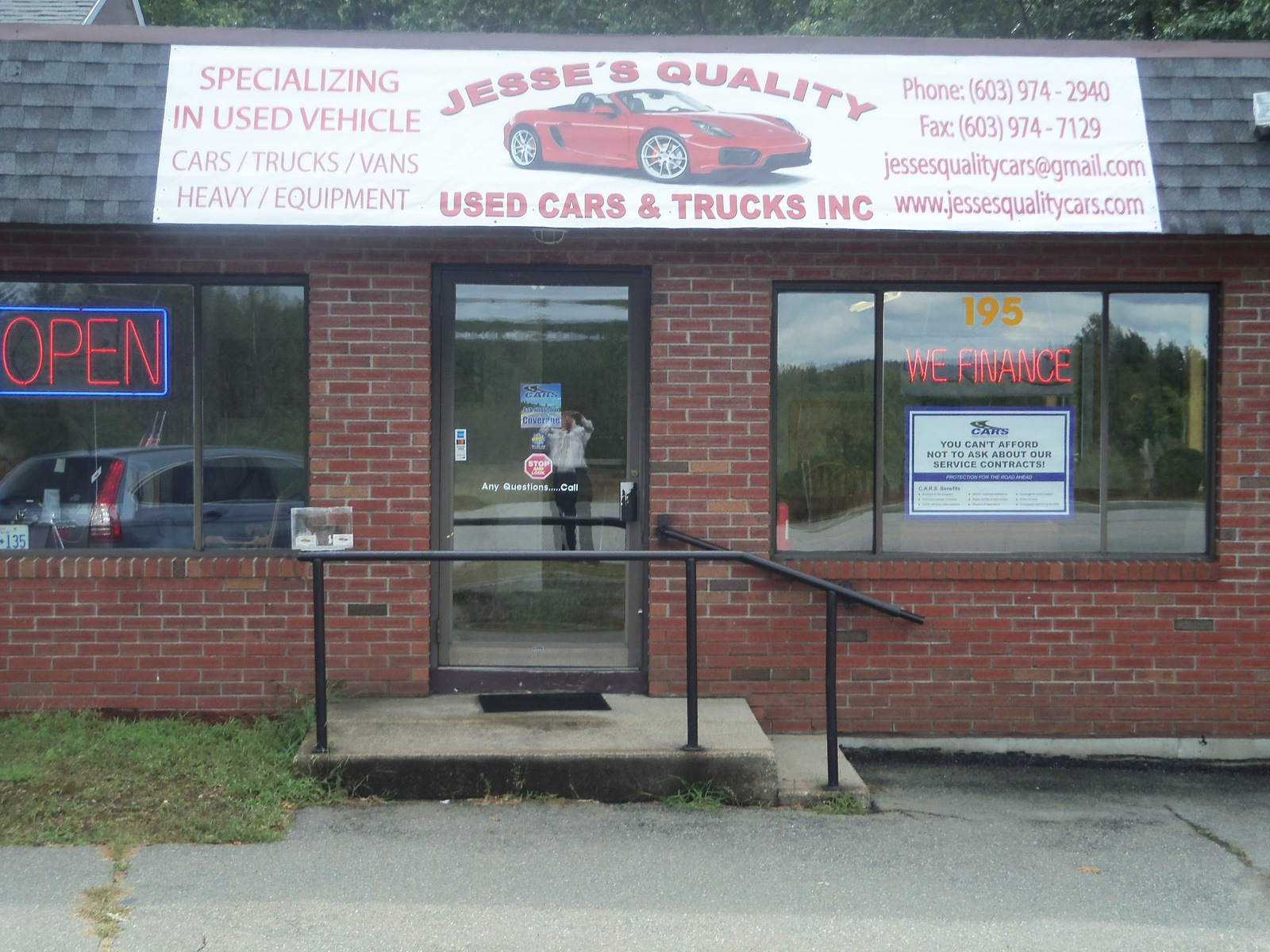 Jesse's Quality Used Cars & Trucks Inc - Plaistow, NH: Read Consumer  reviews, Browse Used and New Cars for Sale