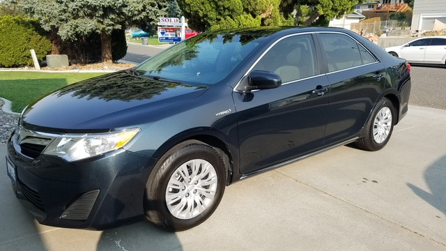 Picture of 2013 Toyota Camry Hybrid LE FWD