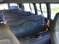 Picture of 2000 Chevrolet Express G3500 LS Passenger Van Extended, interior, gallery_worthy