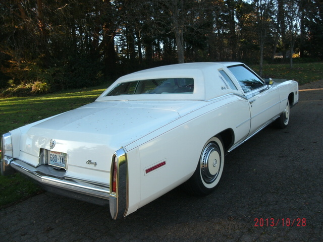 Picture of 1978 Cadillac Eldorado