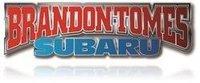Brandon Tomes Subaru logo
