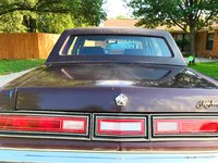 Picture of 1988 Chrysler Fifth Avenue Base, exterior, gallery_worthy