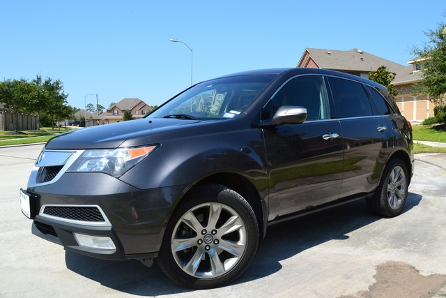 Picture of 2012 Acura MDX SH-AWD with Advance Package