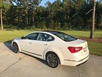 Picture of 2014 Kia Cadenza Limited, exterior, gallery_worthy