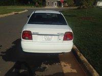 Picture of 2001 Suzuki Esteem 4 Dr GL Sedan, exterior