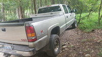 Picture of 2001 GMC Sierra 2500HD 4 Dr SL 4WD Crew Cab LB HD, exterior, gallery_worthy