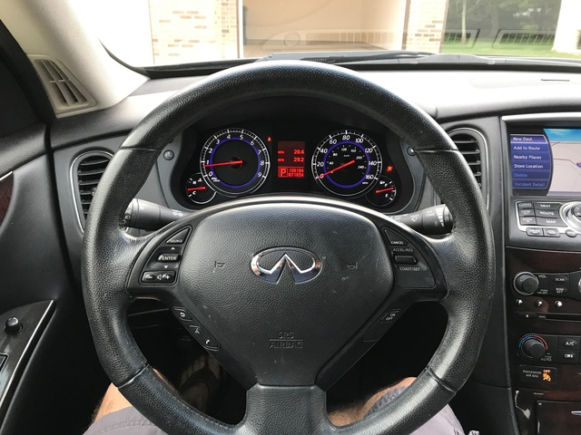 Picture of 2010 INFINITI EX35 Journey AWD, interior, gallery_worthy