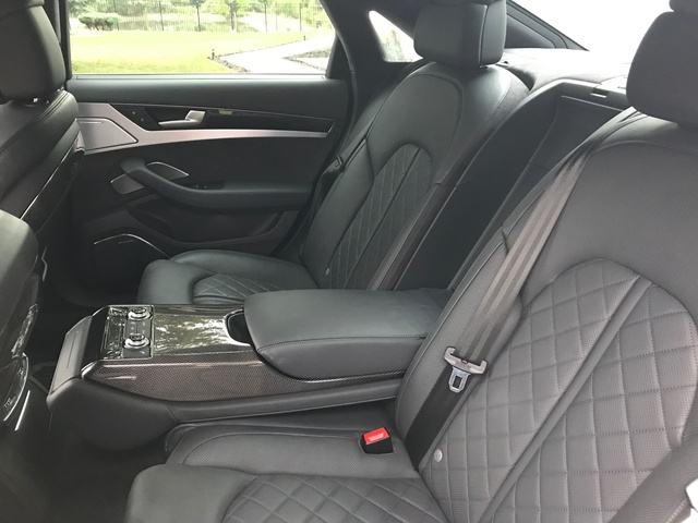 Picture of 2013 Audi S8 4.0T quattro AWD, interior, gallery_worthy