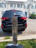 Picture of 2014 Kia Sorento LX V6, exterior