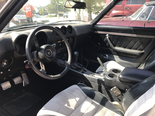 1978 datsun 280z interior pictures cargurus. Black Bedroom Furniture Sets. Home Design Ideas