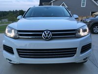 Picture of 2014 Volkswagen Touareg VR6 Lux, exterior, gallery_worthy