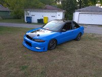 Picture of 1995 Mitsubishi Mirage LS Coupe, exterior, gallery_worthy